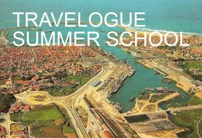 Applications open for Travelogue Summer School: Porto Aerial View of Leixões Seaport (c.1970)