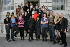 British Fashion Council announces NEWGEN winners NEWGEN & NEWGEN MEN winners for spring/summer 2012 - Photographer: Darren Gerrish