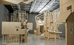 Venice Explorers announced The Social Playground - Image courtesy of Aberrant Architecture