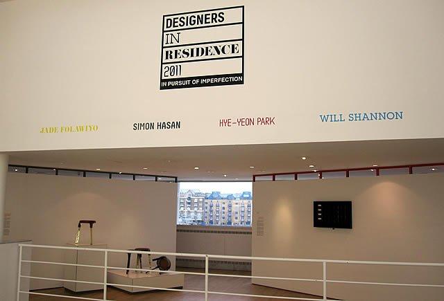 Design Museum @ LDF Designers in Residence + Design Museum