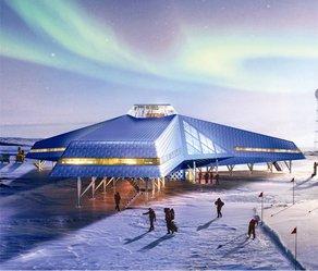 Ice Lab Pecha Kucha Architect Impression, Jang Bogo, Space Group and KOPRI