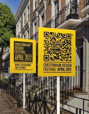 Cheltenham Design Festival 20th - 22nd April Cheltenham Design Festival 20th -22nd April