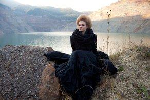 Fashion Film in Sarajevo Stills from the Modiko fashion film. Photos by Midhat Mujkic