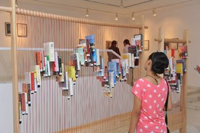Bloom travels to India Granta exhibition at the British Council Delhi gallery