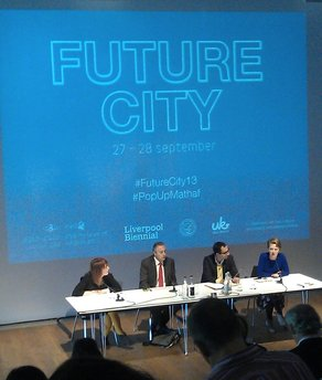 Future City Forum (c) Hannah Burgess
