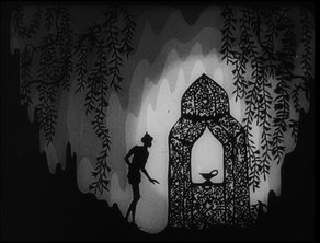 Watch Me Move: The Animation Show Lotte Reininger, The Adventures of Prince Achmed, 1926, © BFI National Archive