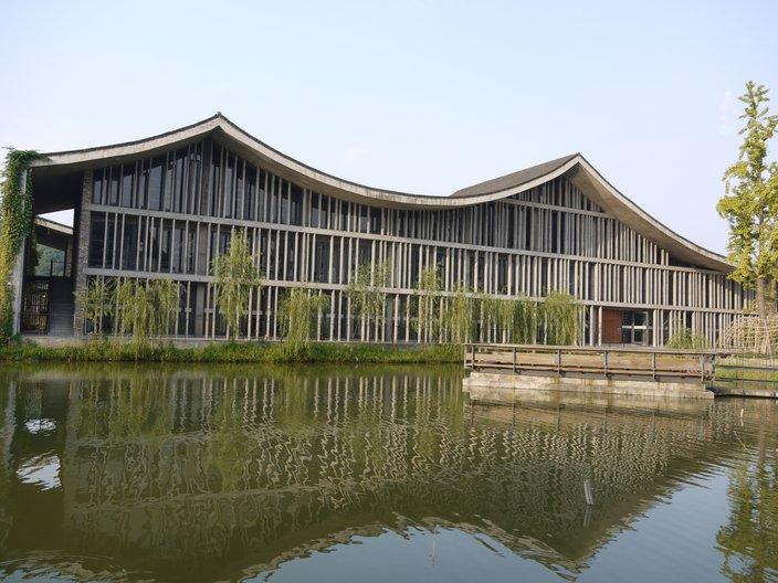 'Made by China' Wang Shu campus at CAA. Photo Evonne Mackenzie