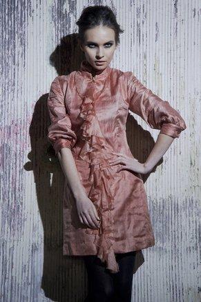 International Fashion Showcase - Your Guide Designer Musina Askarova for Uzbekistan. Photograph Elzara Muzaffarova