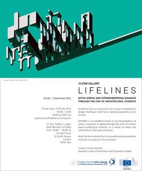 Lifelines Image courtesy of Cassandra Tsolakis