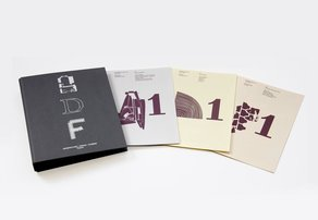 Launch of the ADF Papers ADF Folder and series 1 designed by objectif