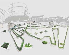 Helsinki World Design Capital 2012 - Urban Garden Urban Garden concept design by Wayward Plants