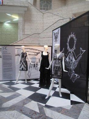 Reconstruction Opens Sophia Kokosalaki's installation