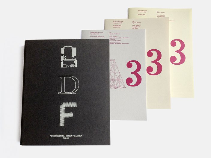 ADF Papers Series 3 ADF Papers Series 3. Designed by Axel Feldman.
