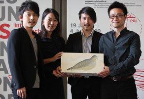 International Architecture Showcase: Silver Pigeon Award Jody Kingzett