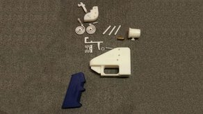 Ctrl+P, Aim, Fire? The Liberator, 3-D printed gun