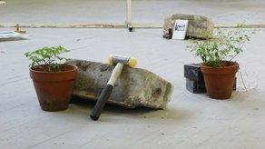 Helsinki Urban Garden - Artist Residency Studio Scenes (Part 1-4 2011) Image courtesy of Julia Tcharfars
