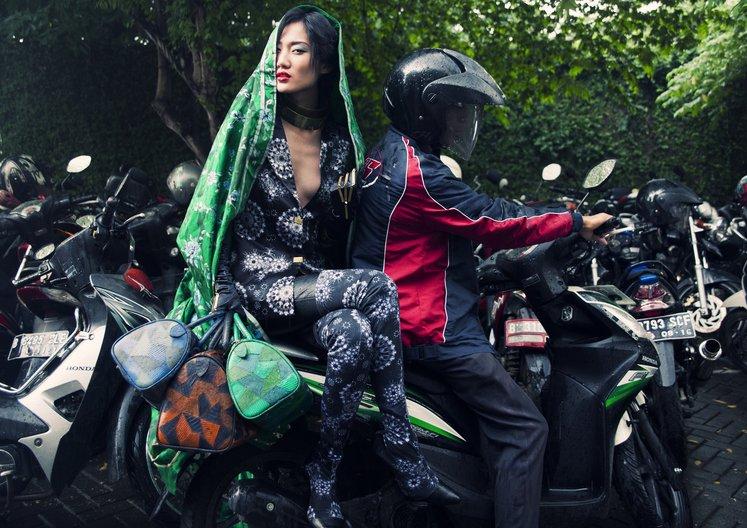 Fashion DNA Research Darren  Black  for  Femina  Magazine