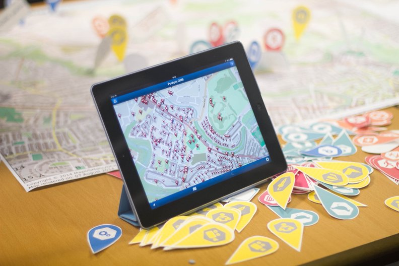 2016 Winston Churchill Fellowships Awarded  Future Maps - Sourcing city data from citizens: Open Glasgow, Future City Glasgow - Credit: Pidgin Perfect