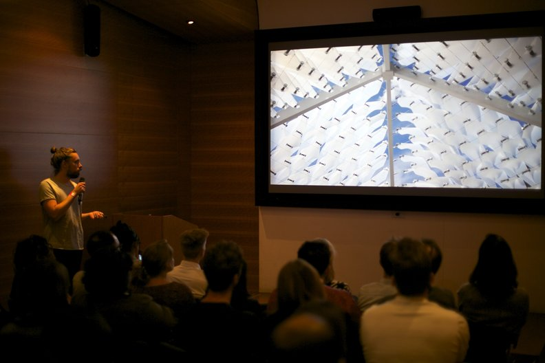 Design Connections Public Talk Alice Masters