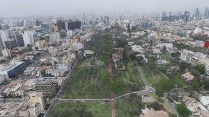 Peru: Reframing Spaces, © British Council