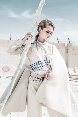 Bahrain Designer: Hala Kaiksow Photographer: Sergio Miranda