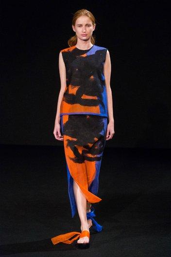 Czech Republic Designer: Karolina Jurikova Photographer: Guillame Roujas for MBPFW