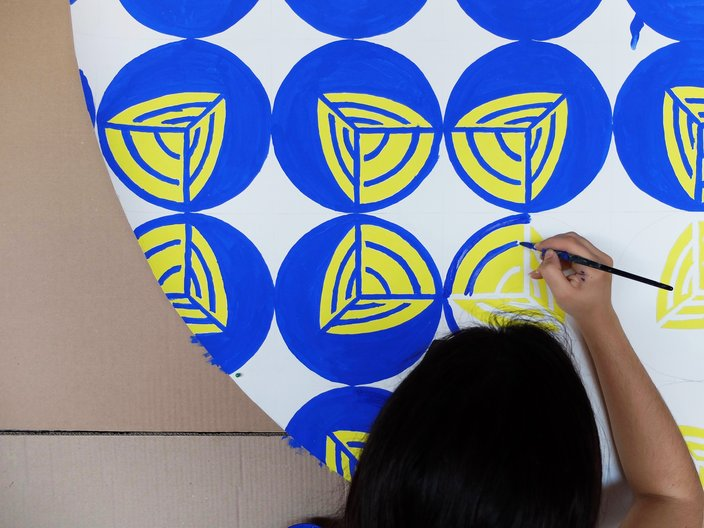 Istanbul Design Biennial: A School of Schools School of Earthquake Diplomacy/Deprem Diplomasisi Okulu, Navine G. Khan-Dossos