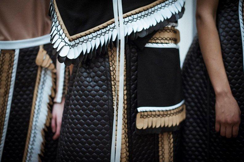 Hi! Fashion opens at National Craft Gallery of Ireland Danielle Romeril