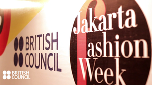 Dressing The Screen at Jakarta Fashion Week,