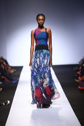 Ejiro Amos Tafiri Designer: Ejiro Amos Tafiri,  photographer: Kola Oshalusi (Insigna) for Lagos Fashion and Design Week