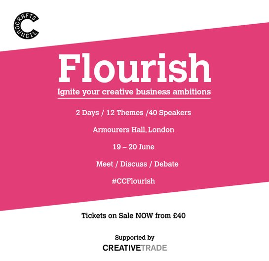 Flourish Conference  Crafts Council