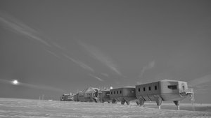 Ice Lab, © A.Dubber, British Antarctic Survey