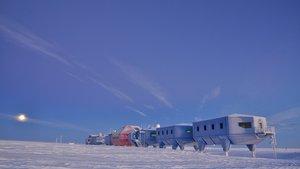 Ice Lab, © A.Dubber, British Antarctic Survey