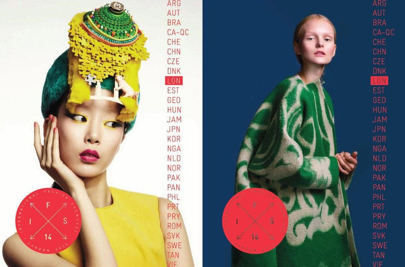 The International Fashion Showcase 2014 Guide Korea – Designer Gigi Jeehyun Jung – Photographer Jinwoo Moon