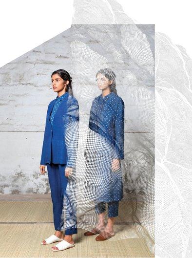 Next in Line Artwork: James Dawe Designer: Bodice Photographer: Prahtna Singh