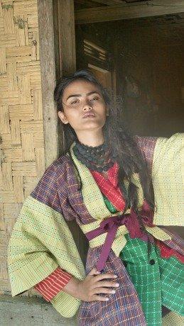 Indonesia Designer:  Amanda Indah Lestari, Photographer: Timur Angin
