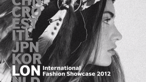International Fashion Showcase 2012,