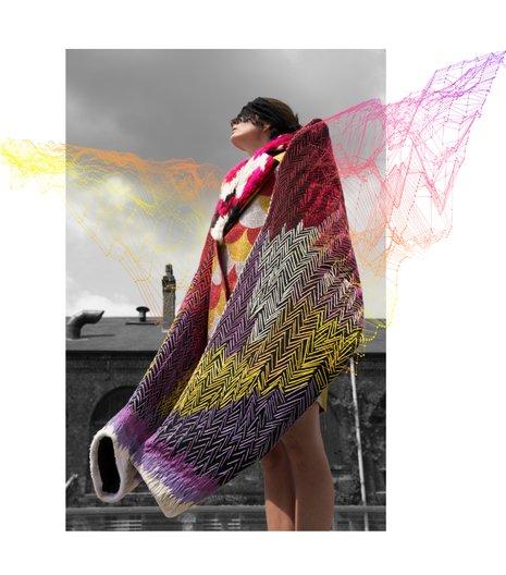 Fashion Utopias Artwork: James Dawe Designer: Han Kim Photographer: Muka Lee