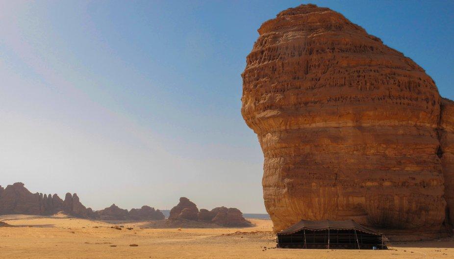 Open Call for Pavilion Proposals Saudi Design Week  © Dreamstime