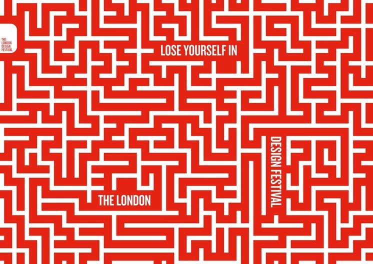 Our top ten @ London Design Festival Pentagram for London Design Festival