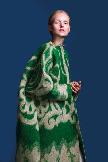 International Fashion Showcase 2014 Estonia - Designer Marit Ilison - Photographer Maiken Staak