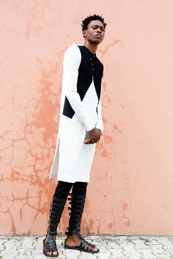 Nigeria Designer: P.O.C Lagos. Photographer: Lakin Ogunbanwo