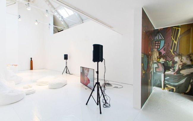 Stanley Picker Fellowships in Design & Fine Art Revisiting Genesis © Oreet Asher