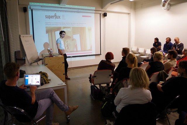 Helsinki Design Residency: Open Call Extended to 14 June 2015 Peer to Peer Event in Helsinki - Tobias Revell