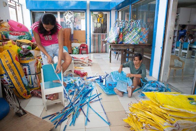 Philippines: Fashion & Sustainability © Alex McIntosh