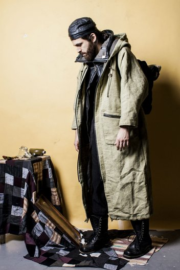 Russia Designer NAIDAL Photographer Olga Tarr