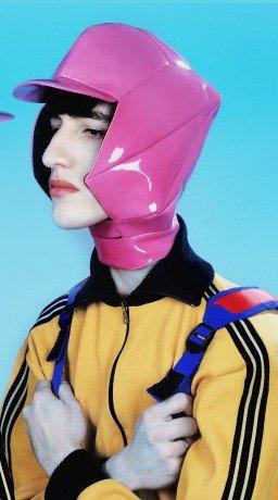 Turbo Yulia Designer: Turbo Yulia, Photographer: Maria Yastrebova