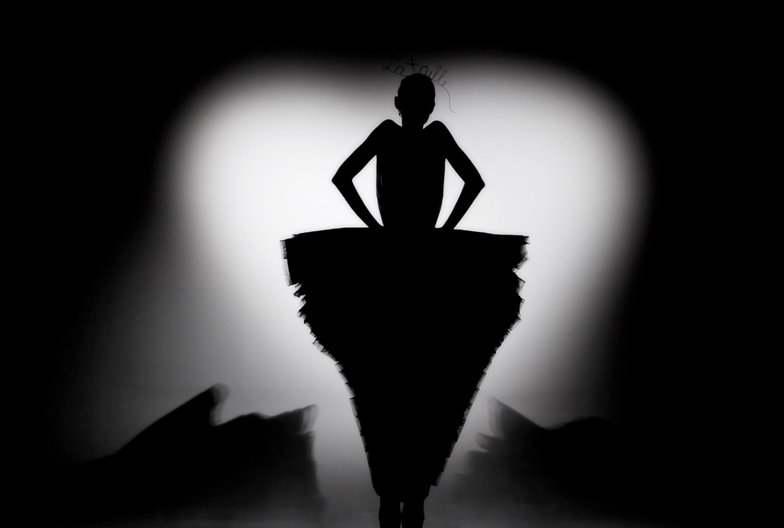 SHOWstudio at Santiago International Fashion Film Festival Still from La Taille by Marie Schuller