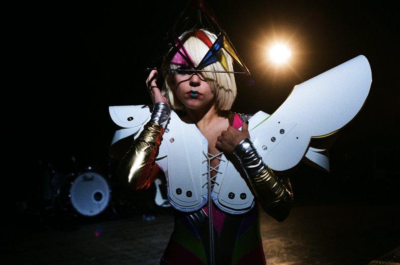 Dressing the Screen Still from Lady Gaga film by Kathryn Ferguson