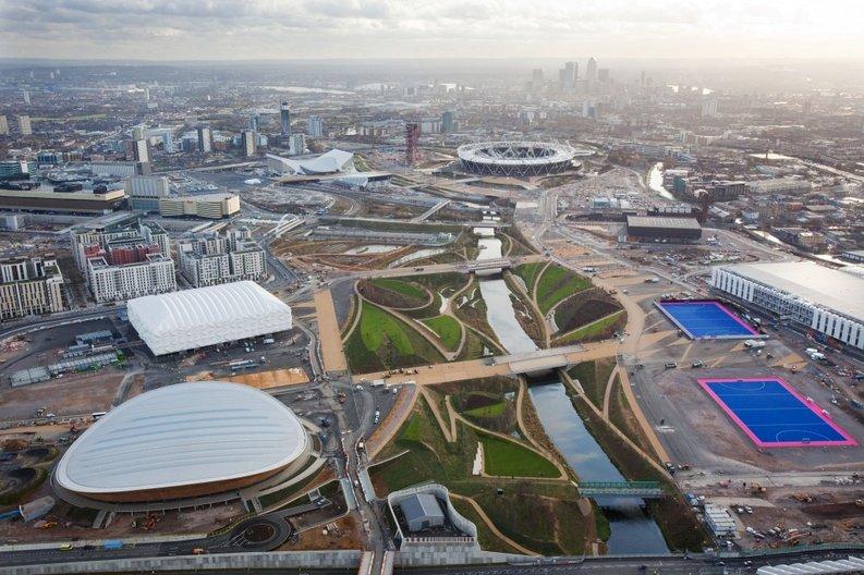 Argentina: Taller de Arquitectura y Urbanismo London Legacy Development Corporation